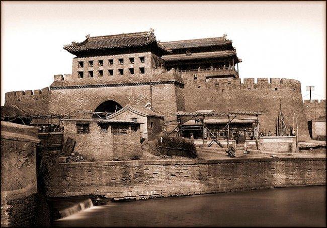 Дореволюционный Китай на Рубеже Веков (49 фото)
