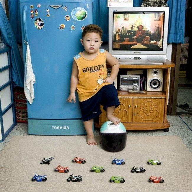 Мальчик из Бангкока