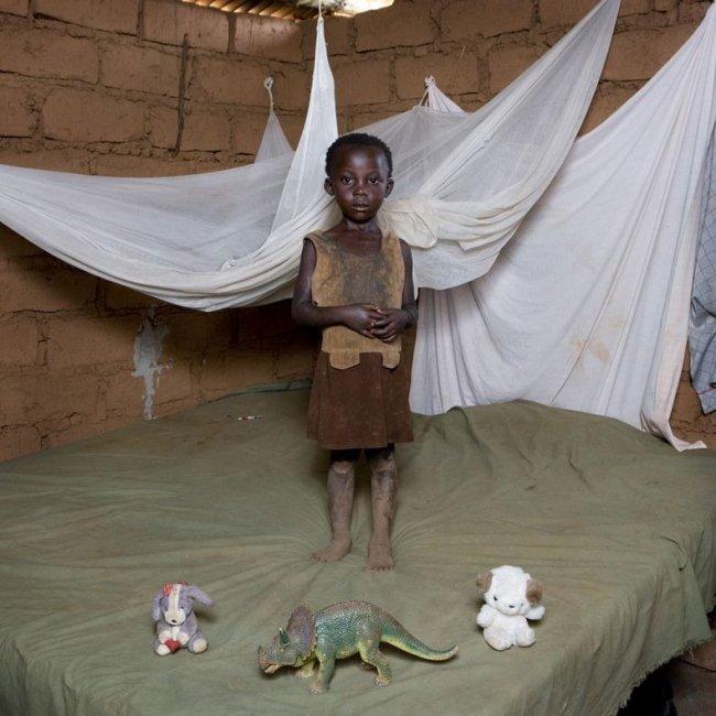 Девочка из Малавии