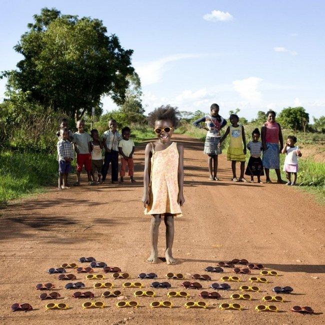 Девочка из Замбии