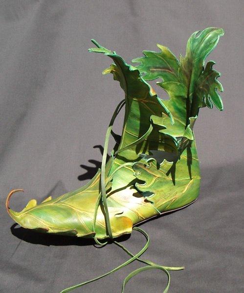 Обувь от Джеки Уорд и Адрианы Локвуд (17 фото)