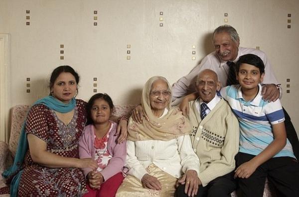 Новый рекорд верности — 87 лет проведенных в браке (4 фото)