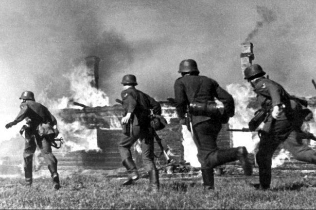 Фотографии Великой Отечественной войны 1941 года (95 фото)