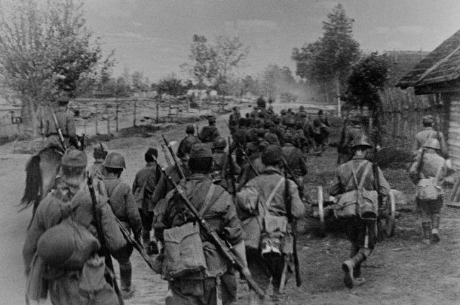 Фотографии Великой Отечественной войны 1942 года (36 фото)