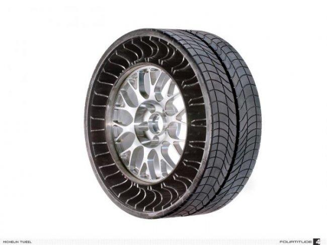 Безповітряні шини
