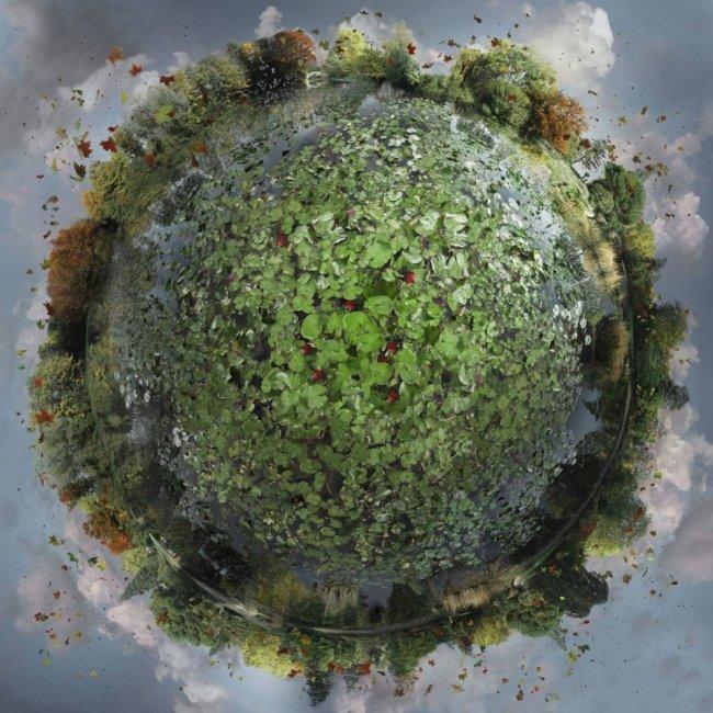 Миниатюрные миры от Кэтрин Нельсон (11 фото)