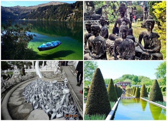 10 самых необычных парков мира (10 фото)