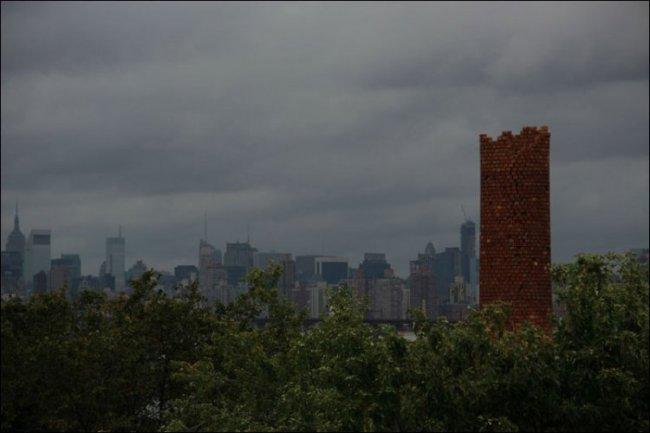 Заброшенный остров посреди Нью-Йорка (20 фото)