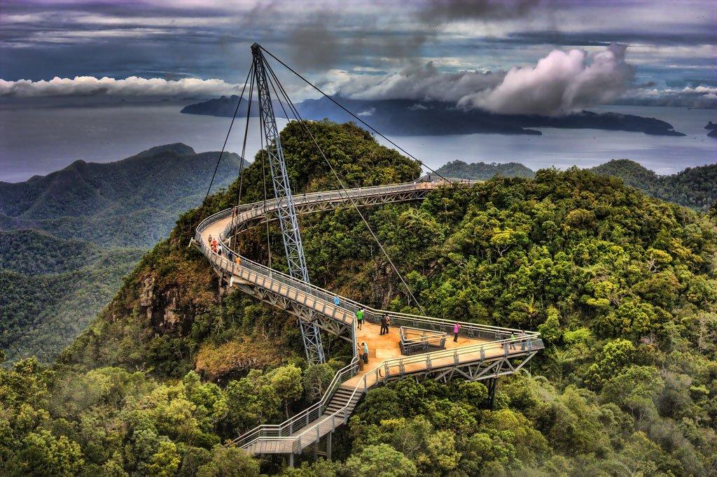 Картинки по запросу Небесный мост Лангкави