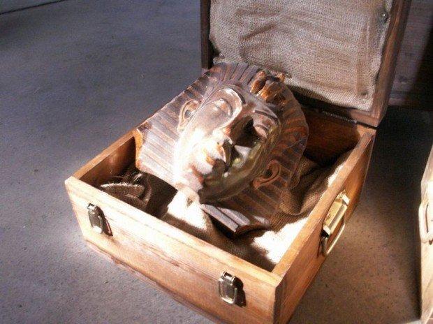 Немецкий мальчик нашел древнюю египетскую мумию на чердаке своей бабушки!!!Я в шоке!!!