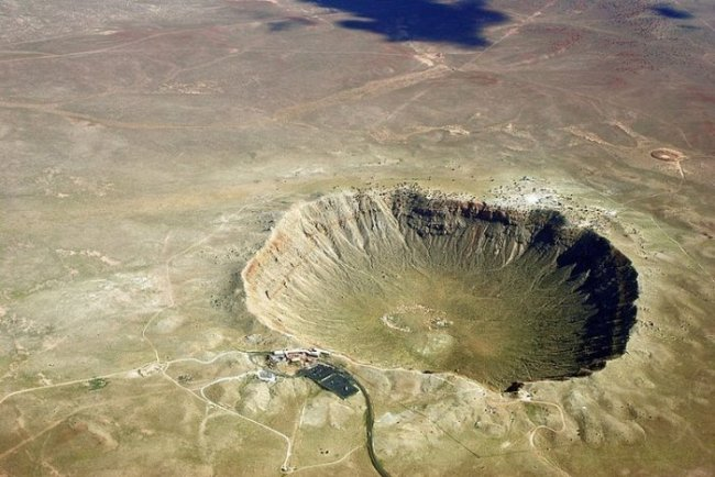 cratere meteorite