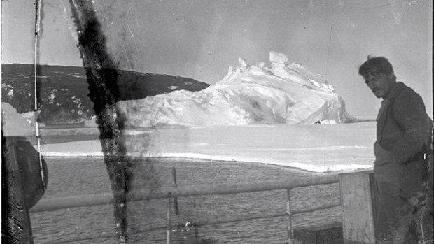 В Антарктиде обнаружены снимки, сделанные сто лет назад (16 фото)