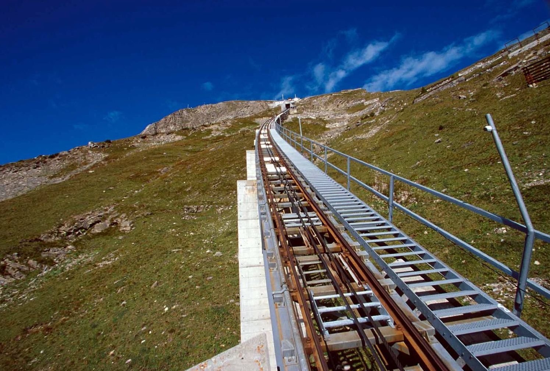 Самая длинная лестница в мире 14 фото