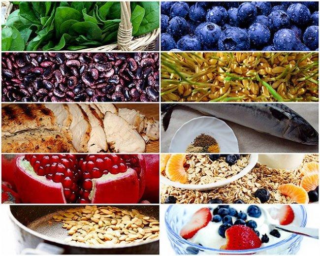 10 продуктов против усталости (10 фото)