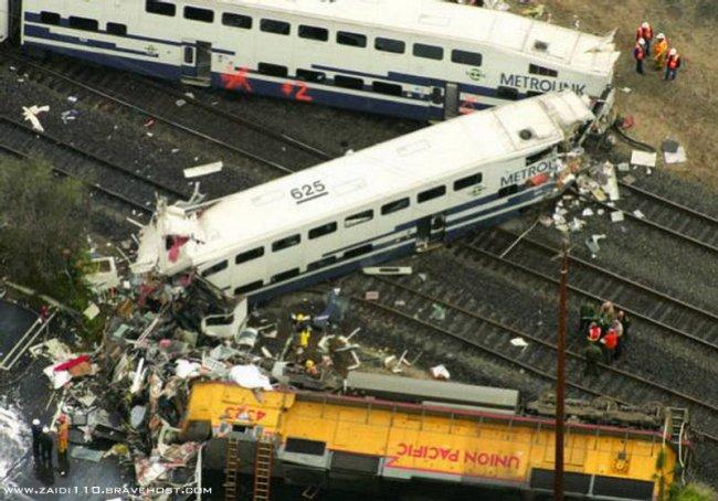 10 самых дорогих катастроф в истории человечества (10 фото)