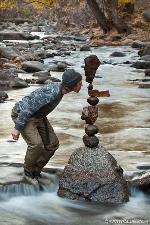 Балансирующие камни (16 фото)