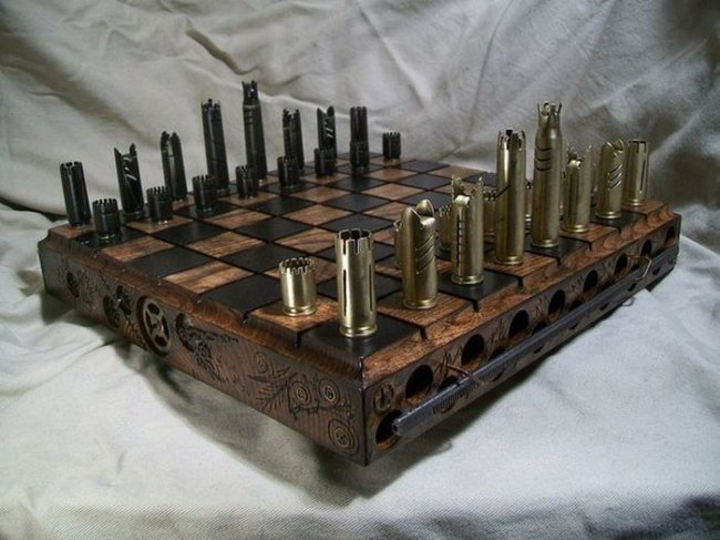Оригинальные шахматы (5 фото)