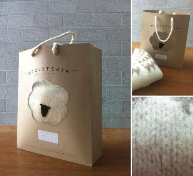 Подборка оригинальных сумок для покупок продуктов (29 фото)