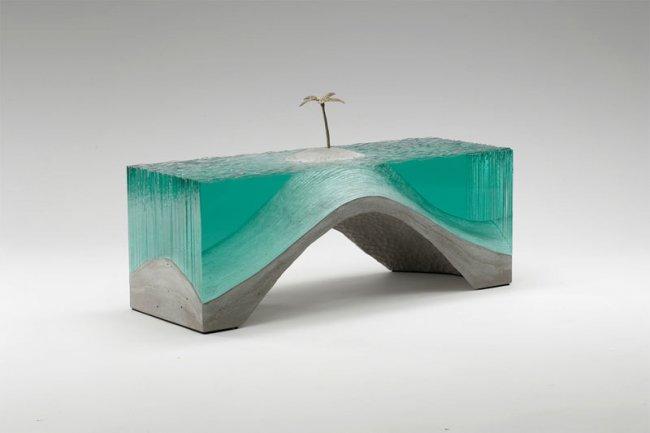 Скульптуры из стекла от Бена Янга (16 фото)