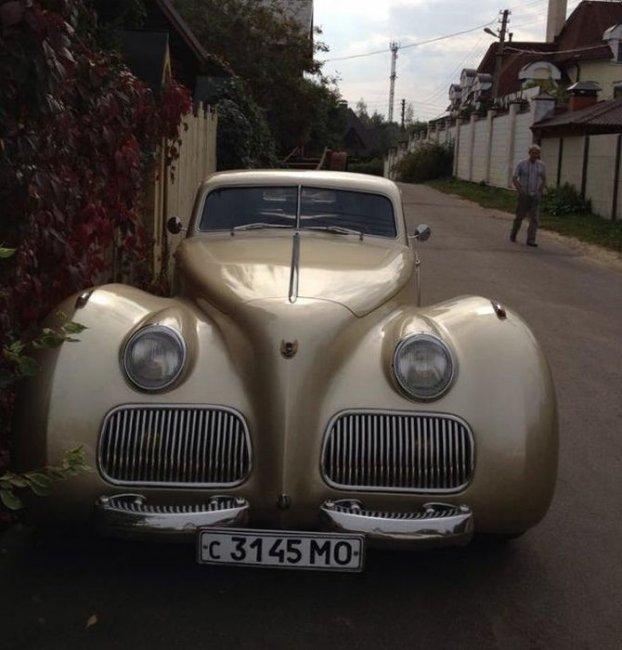 ГАЗ-11 в новом формате (10 фото)