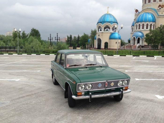 ВАЗ-2103 за 800 000 рублей (6 фото) » Самые интересные факты ...
