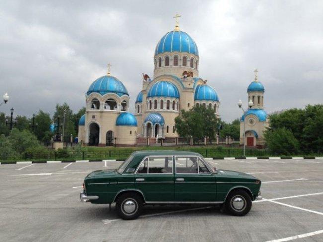 ВАЗ-2103 за 800 000 рублей (6 фото)