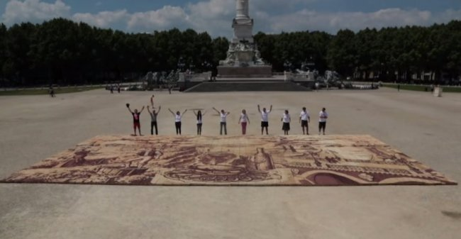 Главный рекорд 2014 года (2 фото + видео)