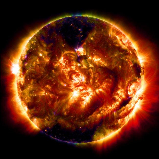 100 000 000 снимок солнца