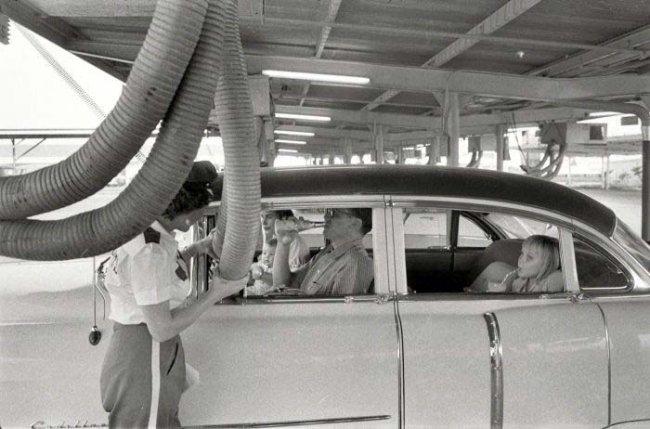 Кондиционер 1957 года (2 фото)