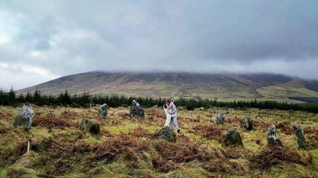 Одна свадьба в различных странах мира (17 фото)