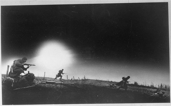 Редкие фотографии Великой Отечественной войны (49 фото)