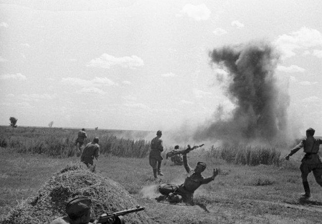 Фотографии военных лет (21 фото)