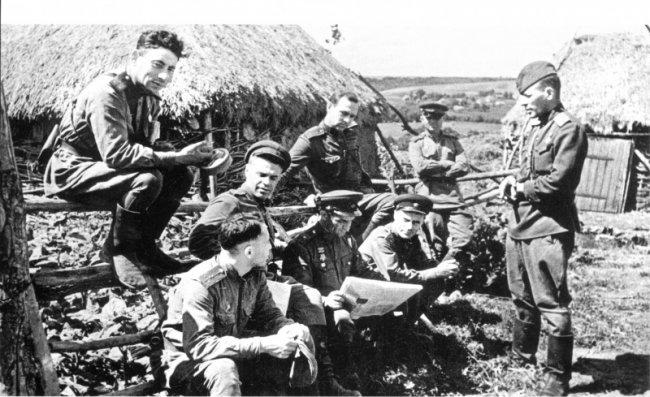 20 фотографий Великой Отечественной войны
