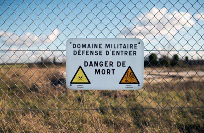 Червона зона у Франції (30 фото)
