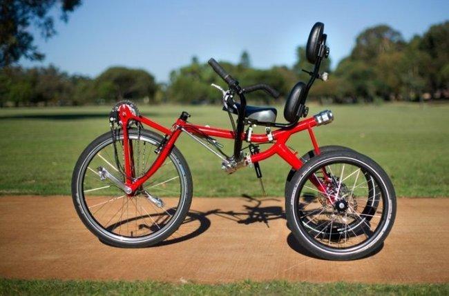 Найзручніший велосипед (5 фото)