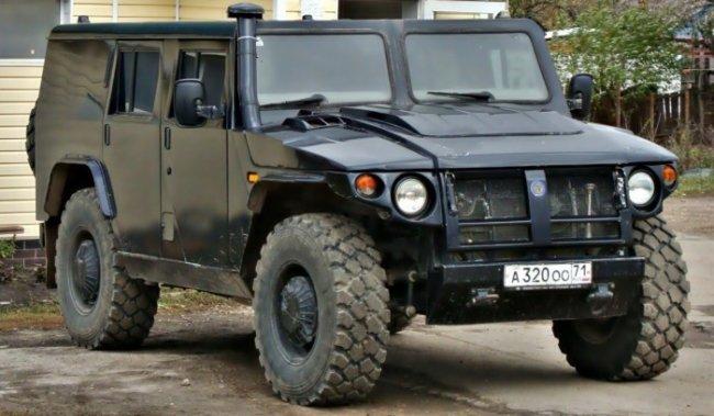 Самые дорогие российские автомобили (10 фото)