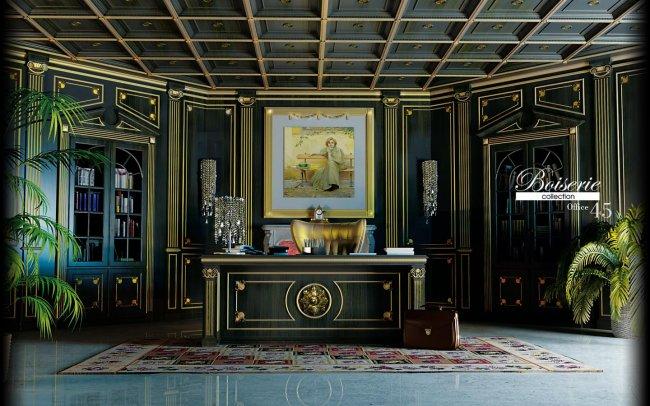 Мебель Turati Boiseries (5 фото)