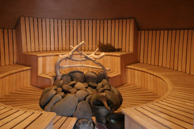 Интересное о саунах и банях (10 фото)