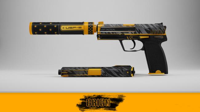 Самое дорогое оружие в игре CS:GO