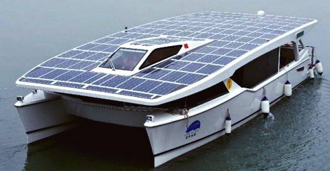 Солнечная энергетика - как она устроена?