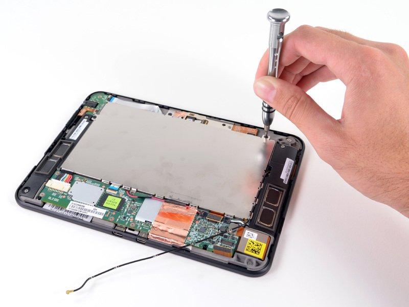 Диагностика планшета в домашних условиях