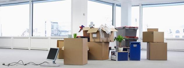 Офисный переезд в деталях (2 фото)