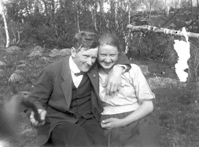 Оригинальная селфи-палка 1934 год (фото дня)