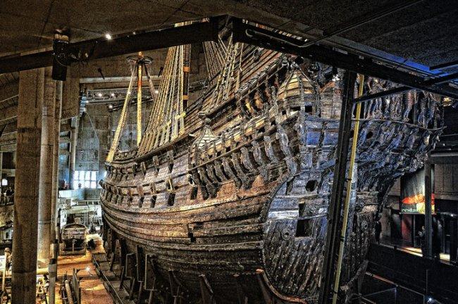 Vasa � ������������ � ���� ������������� ������� ��������� XVII ���� (16 ����)