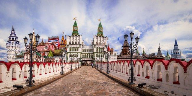Самые необычные достопримечательности Москвы (17 фото)