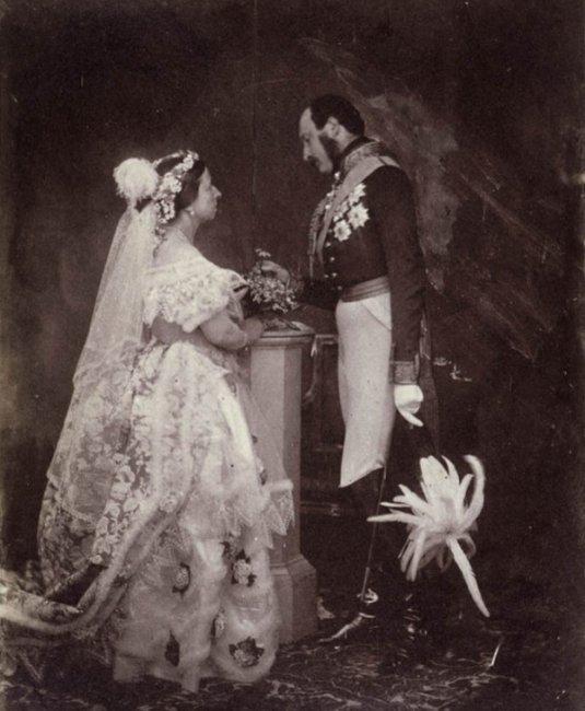 История свадебной фотографии (4 фото)
