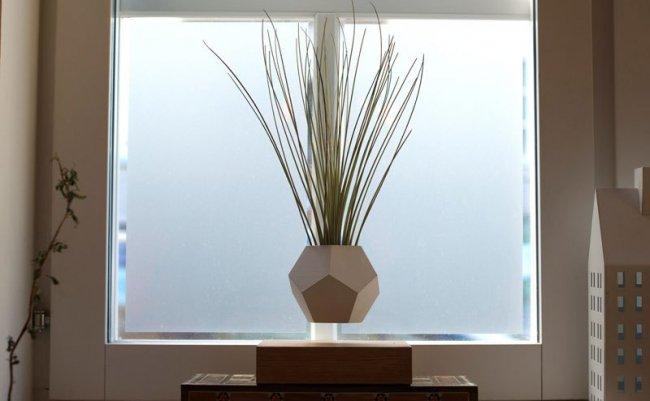Парящее кашпо для любимых растений (11 фото)