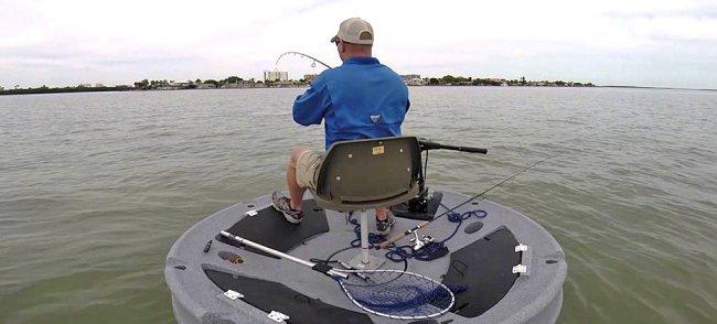 Как оснастить лодку рыболова?
