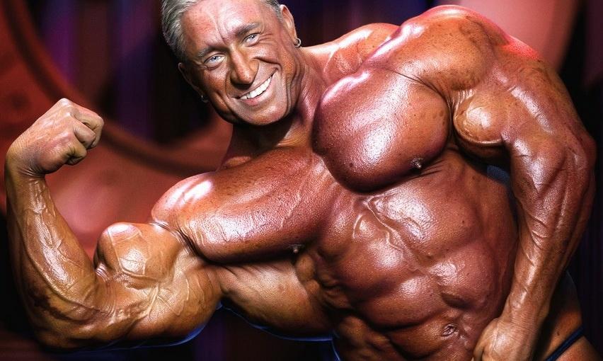 Самые мускулистые люди мира