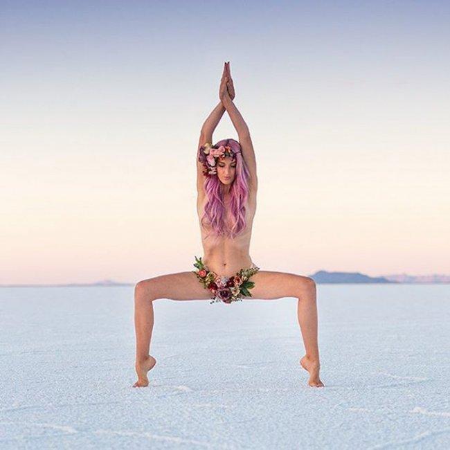 Суть йоги: как излечиться от психических заболеваний на примере стойкой героини (4 фото)
